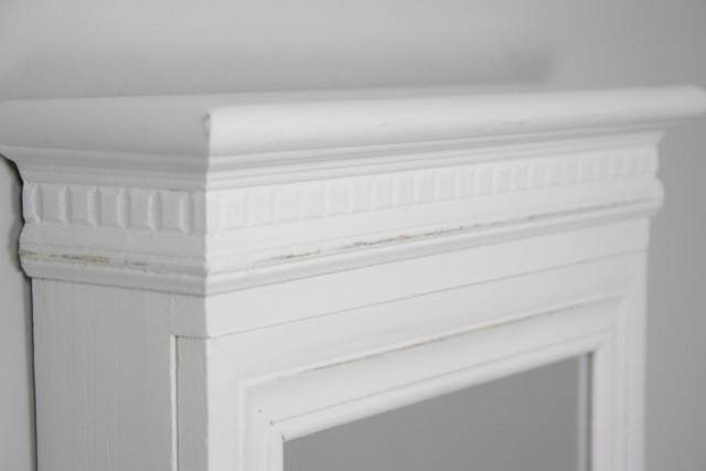 schl sselkasten schl sselkasten spiegelschrank antik wei landhaus wandschrank ebay. Black Bedroom Furniture Sets. Home Design Ideas