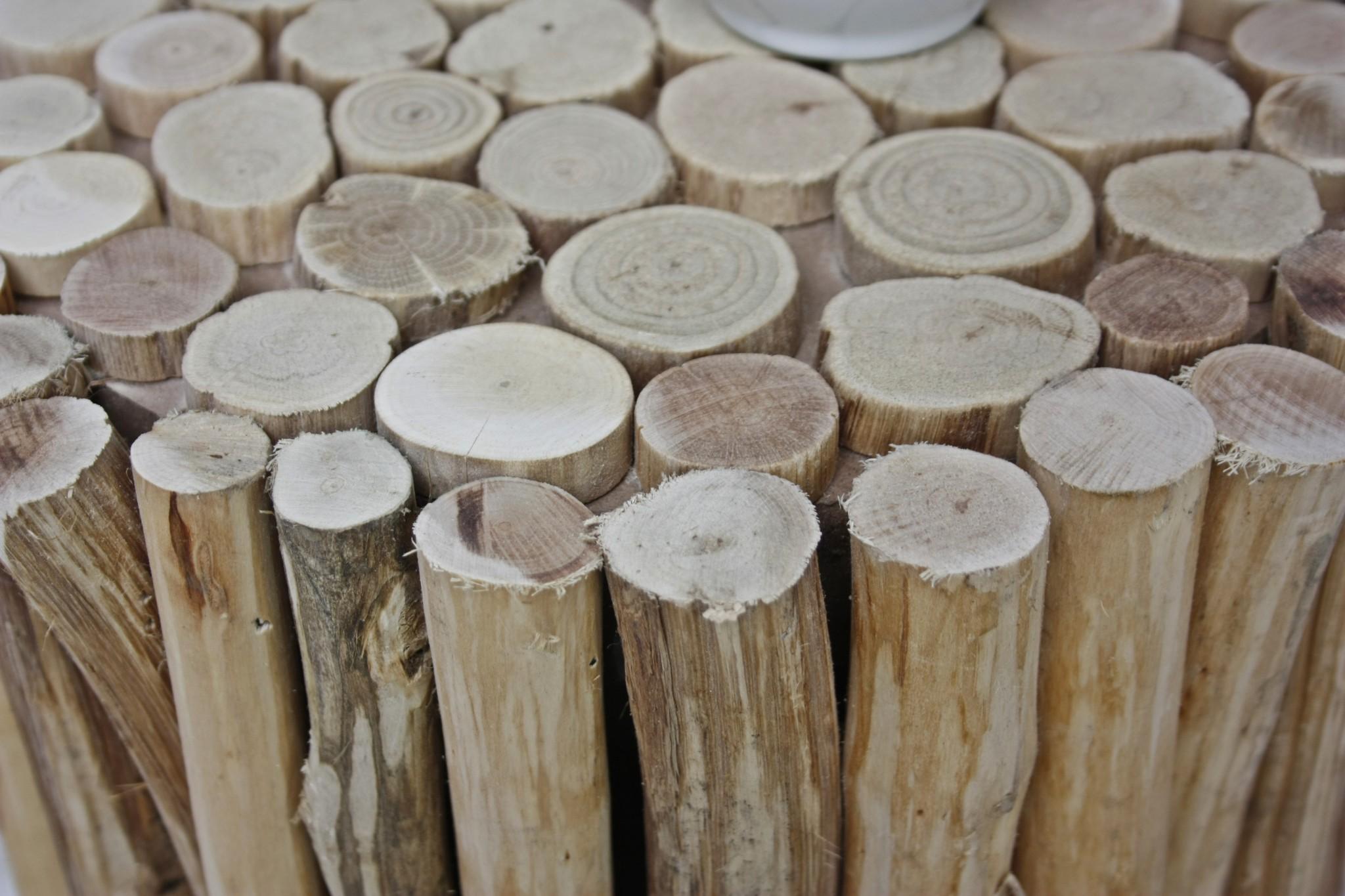 sitzhocker hocker braun landhaus tisch beistelltisch holzhocker urban massivholz ebay. Black Bedroom Furniture Sets. Home Design Ideas