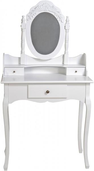 schminktisch mit spiegel wei. Black Bedroom Furniture Sets. Home Design Ideas