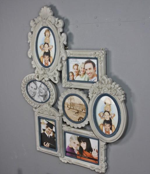 bilderrahmen braun collage holz. Black Bedroom Furniture Sets. Home Design Ideas