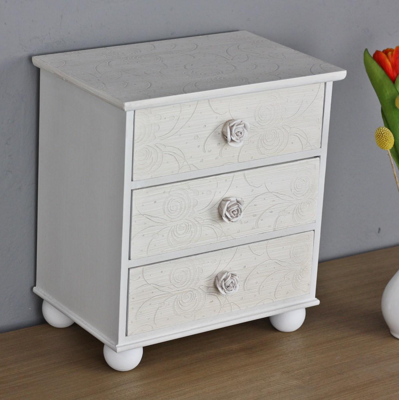 kommode rose beige klein. Black Bedroom Furniture Sets. Home Design Ideas