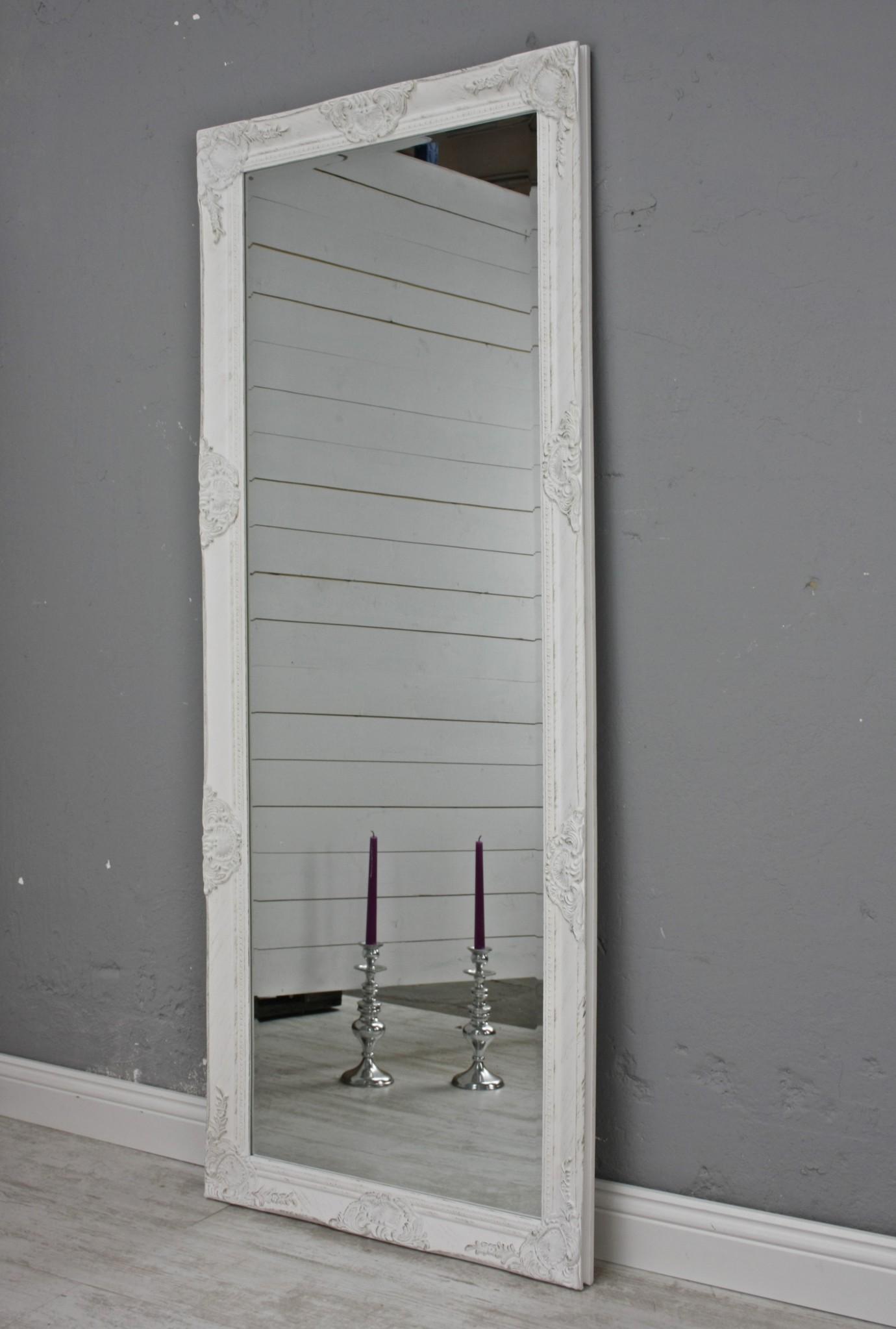 spiegel wei 150cm barock holz. Black Bedroom Furniture Sets. Home Design Ideas