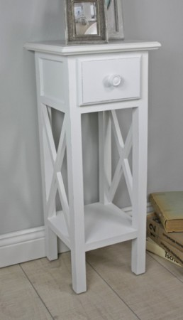 telefontisch wei holz bild 1. Black Bedroom Furniture Sets. Home Design Ideas