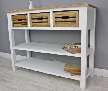 konsolentische jeder form und farbe bei uns online kaufen. Black Bedroom Furniture Sets. Home Design Ideas